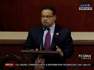 Rep. Keith Ellison Calls for Continuous Monitoring