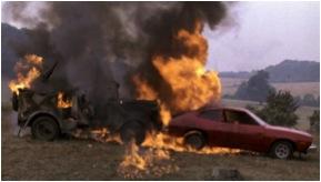 Burning Pinto